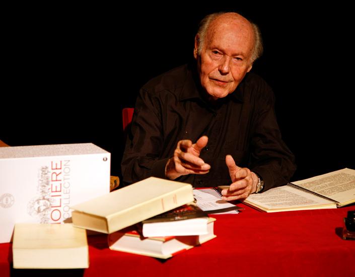 René de Obaldia, Le troubadour du théâtre
