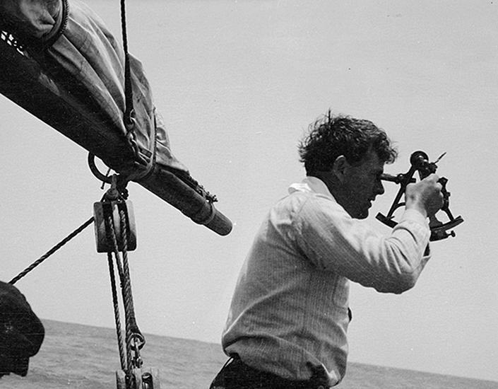 Jack London, dans les Mers du Sud